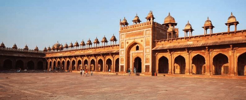 Delhi to Agra family tour packages