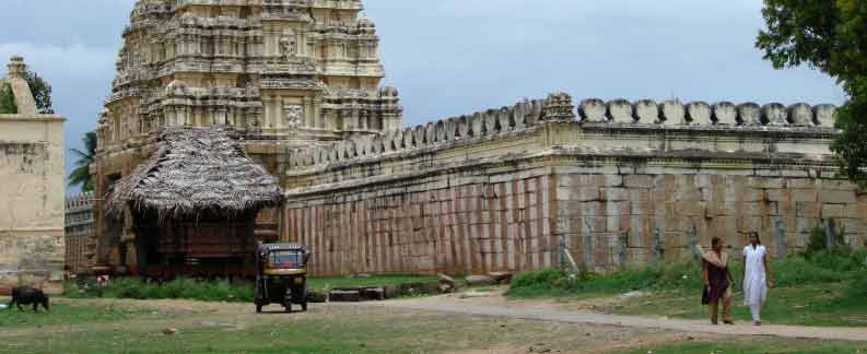 Srirangapattanam and Somnathapuram Tour-Architectural Treasures Tours Packages