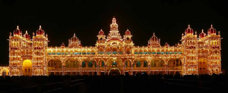 City tour of Mysore-Architectural Treasures Tours Packages