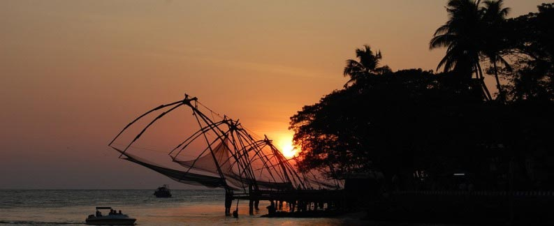 Cochin Tour-South India Tours Packages