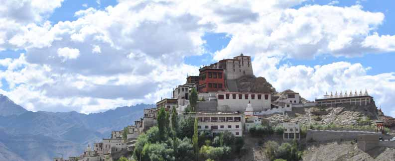 Tour of Shey-Ladakh Tours Packages