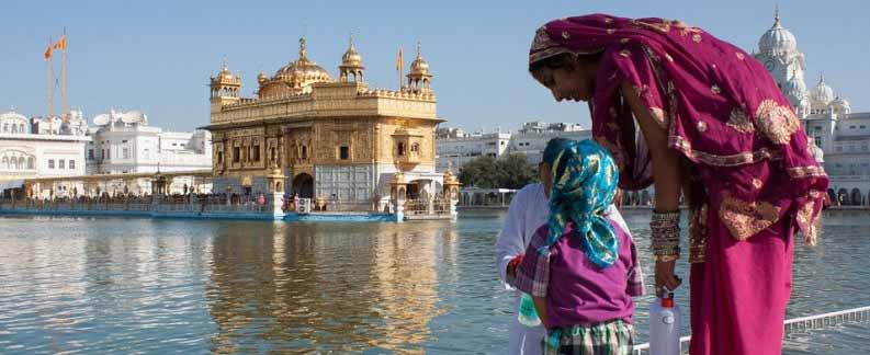 Amritsar Gold Temple-Empire Soul Tours