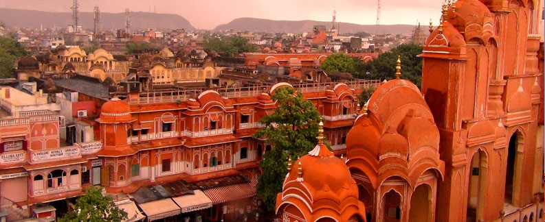 Jaipur Golden triangle tours