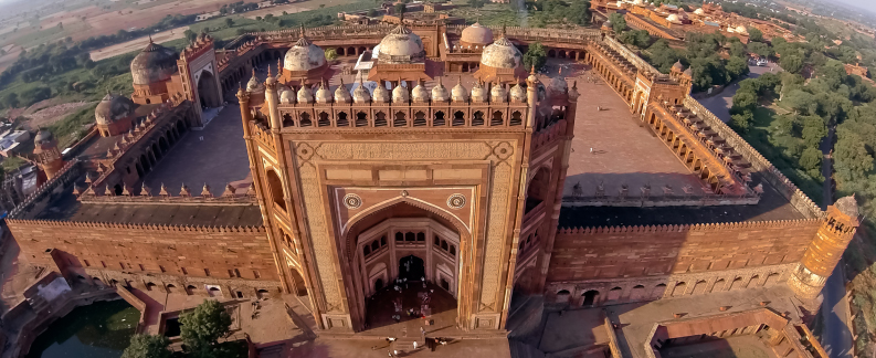 Fatehpur Sikri-Agra Golden Traingle tour