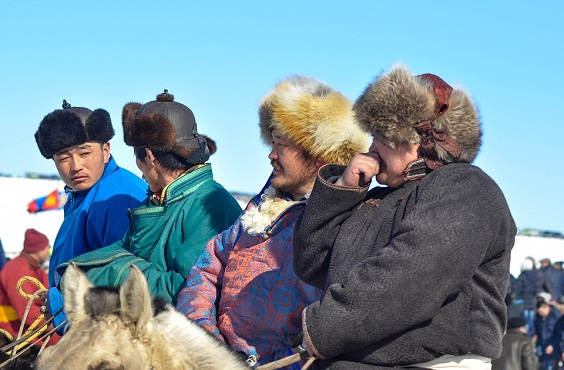 Discovering Mongolian Past Traditions