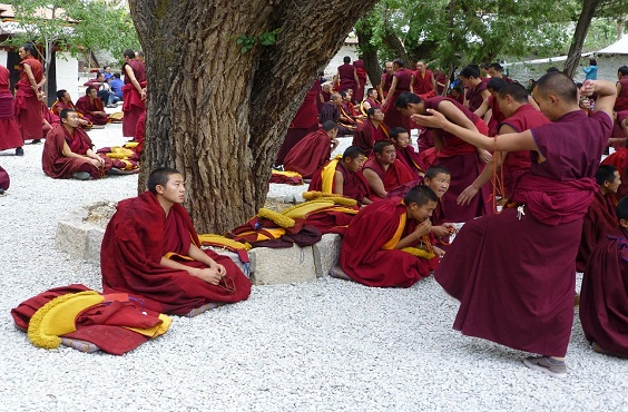 Discovering The spiritual World Of Lhasa