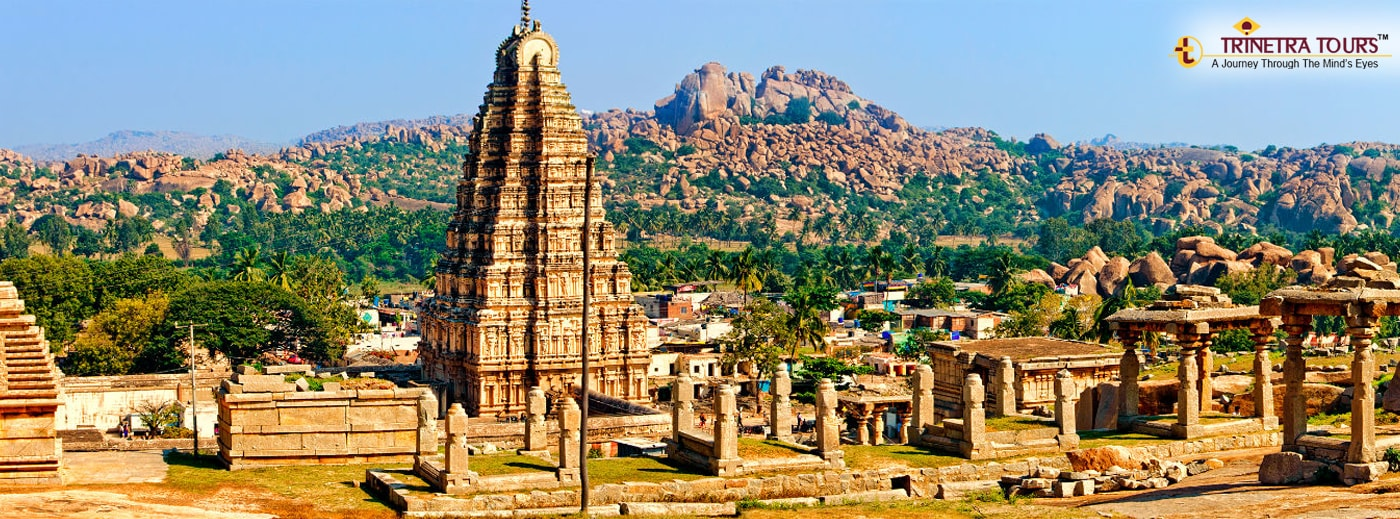 Hampi UNESCO Heritage sites India