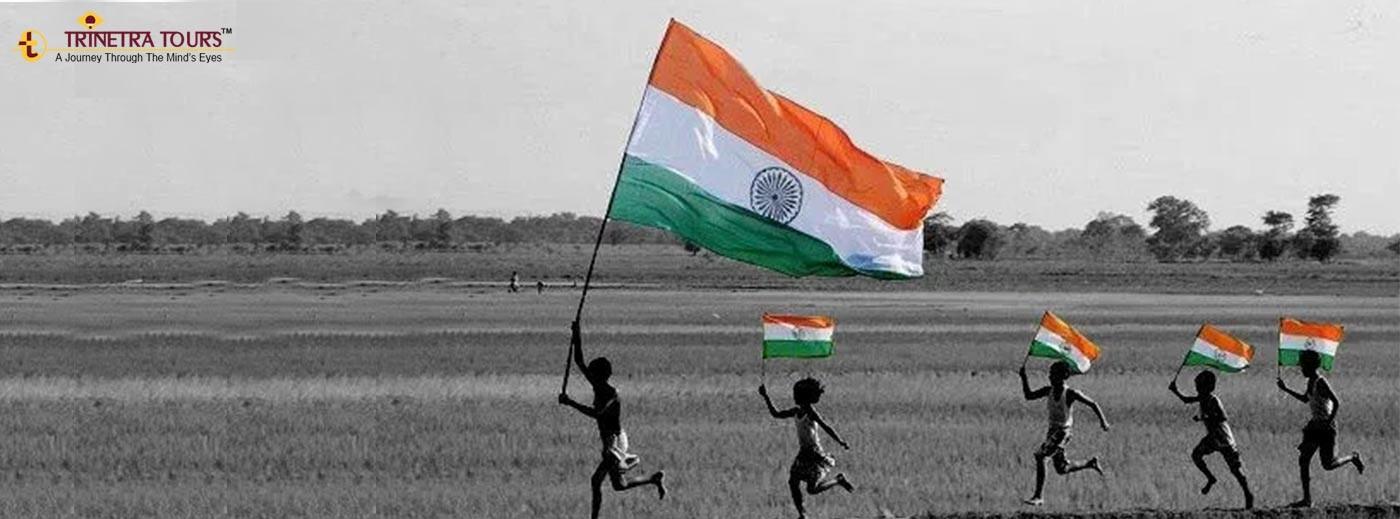 HEROES of Modern India