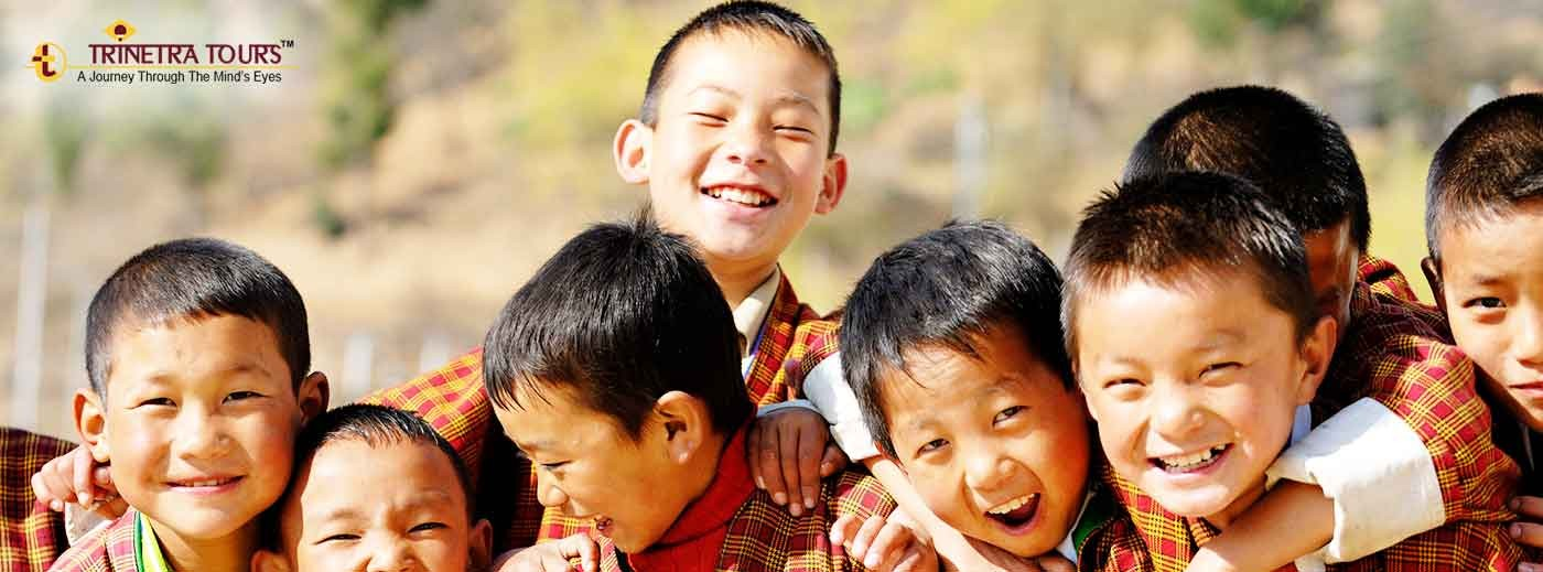 why people of bhutan are considered the happiest in the world