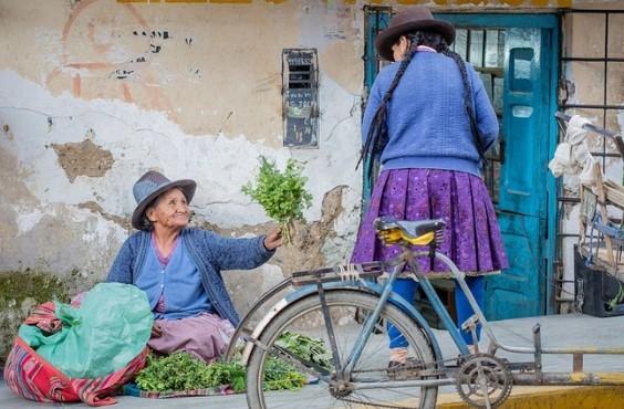 Women Focused Tour of Columbia and Peru