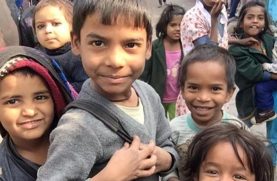 Slum Tour Of Delhi