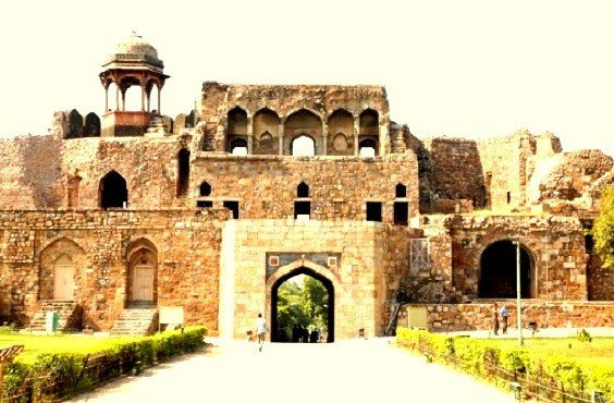 Old Fort Delhi Tour