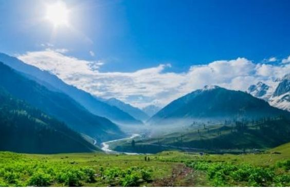 The Magic Of Kashmir