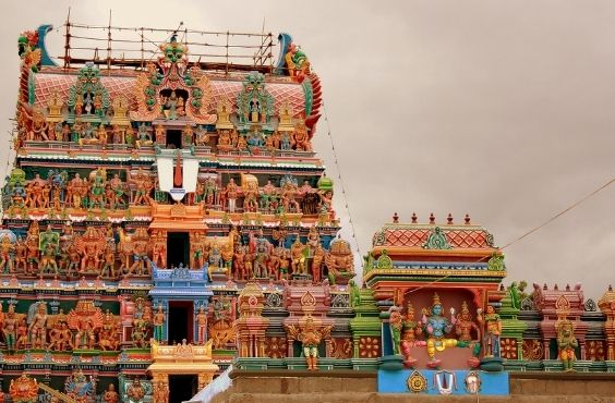 Discovering the Architectural Treasures of South India.
