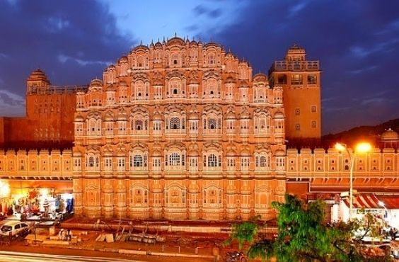 Highlights of Golden Triangle Tour of India.