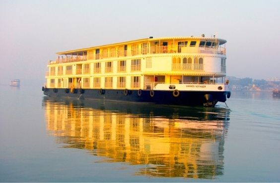 Ganges River Cruises.