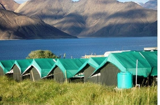 Luxury Camping tour of Ladakh.