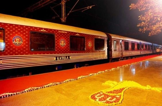 Maharaja Express The Indian Splendour.