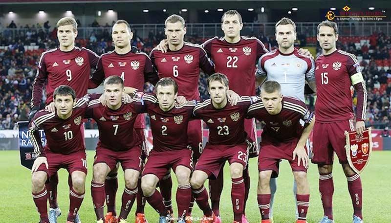 russian-football-team