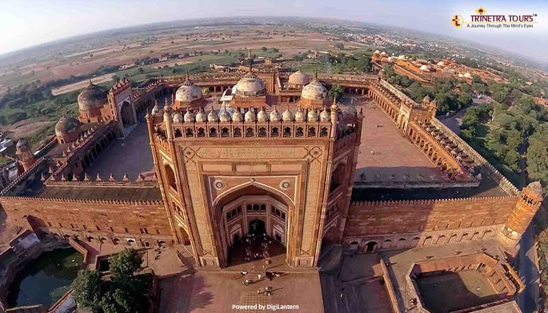 The Mughal Heritage - Fatehpur Sikri