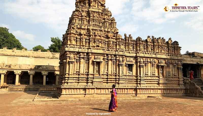 Tanjore-Trichy-Madurai